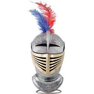 Armaduras Tournament Helmet - brass