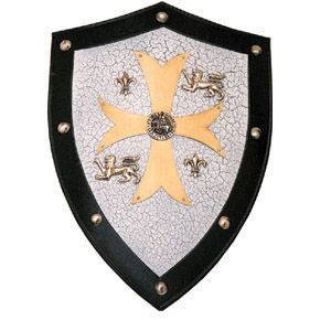 Armaduras Templar Shield