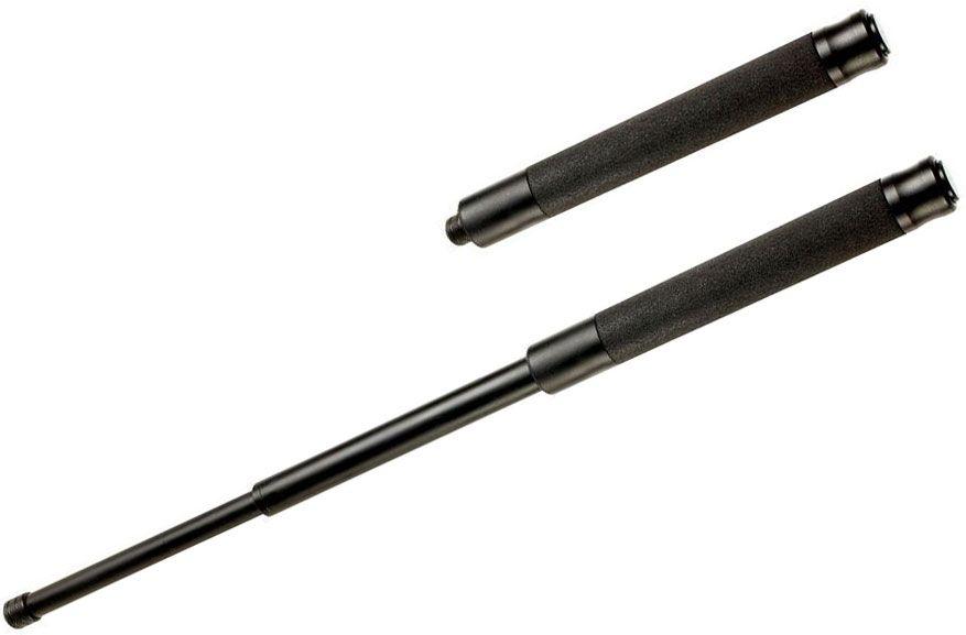 ASP 21 inch Airweight Talon Black Cerakote Aluminum Baton, Foam Grip T50AB