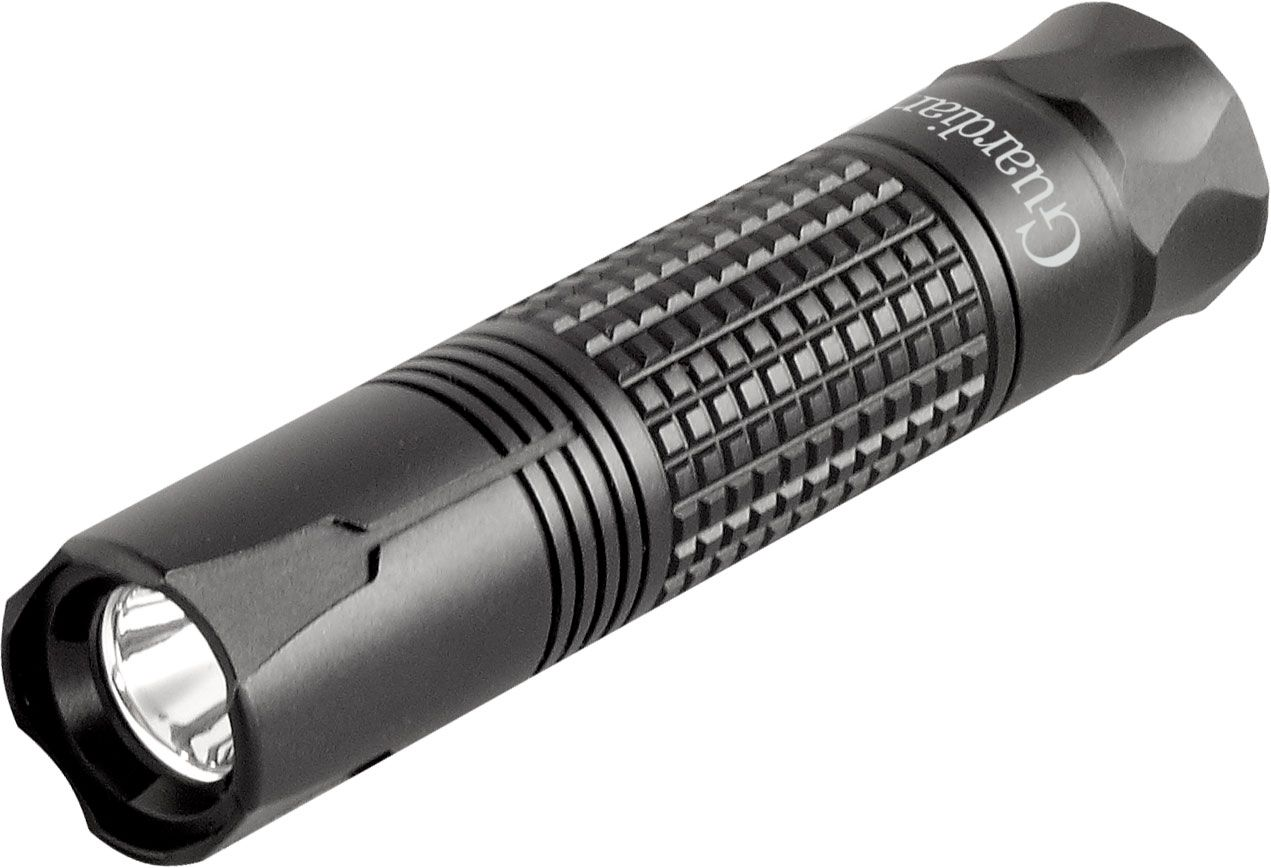 ASP Guardian CR Dual Fuel Rechargeable LED Flashlight, 410 Max Lumens