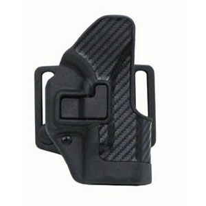 BLACKHAWK! CF Holster w/BL and Paddle, Serpa, RH, H&K USP C