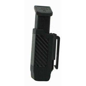 BLACKHAWK! Carbon Fiber Single Row Mag Case, Black