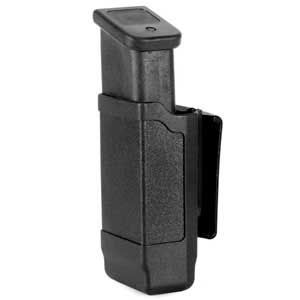 BLACKHAWK! CF Double Row Mag Case, Matte Finish, 9mm..40 Cal. Black