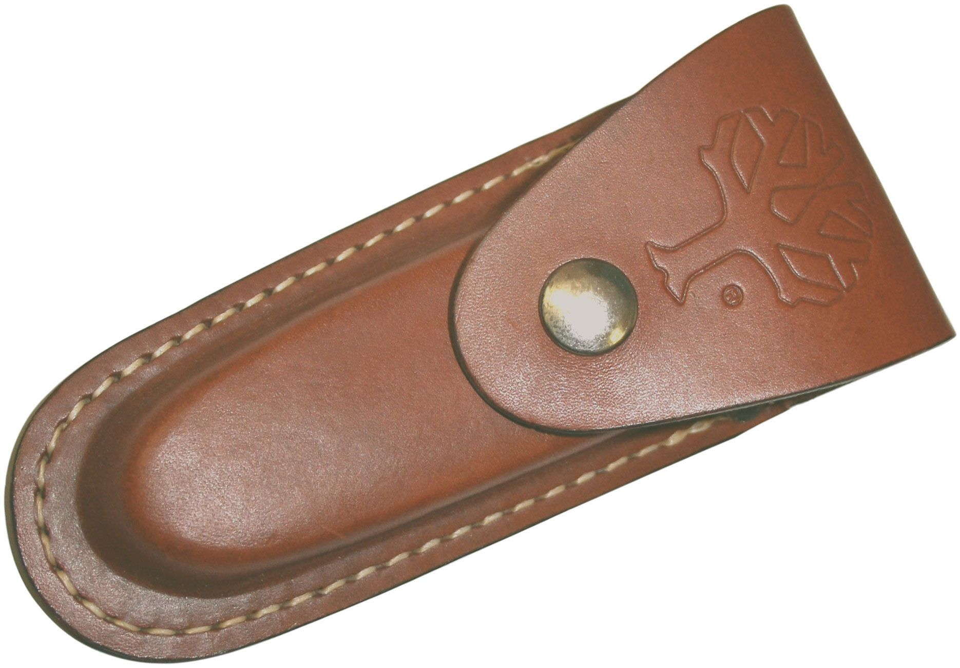 Boker Genuine Leather Sheath for Folding Knives up to 4.75 inch Closed