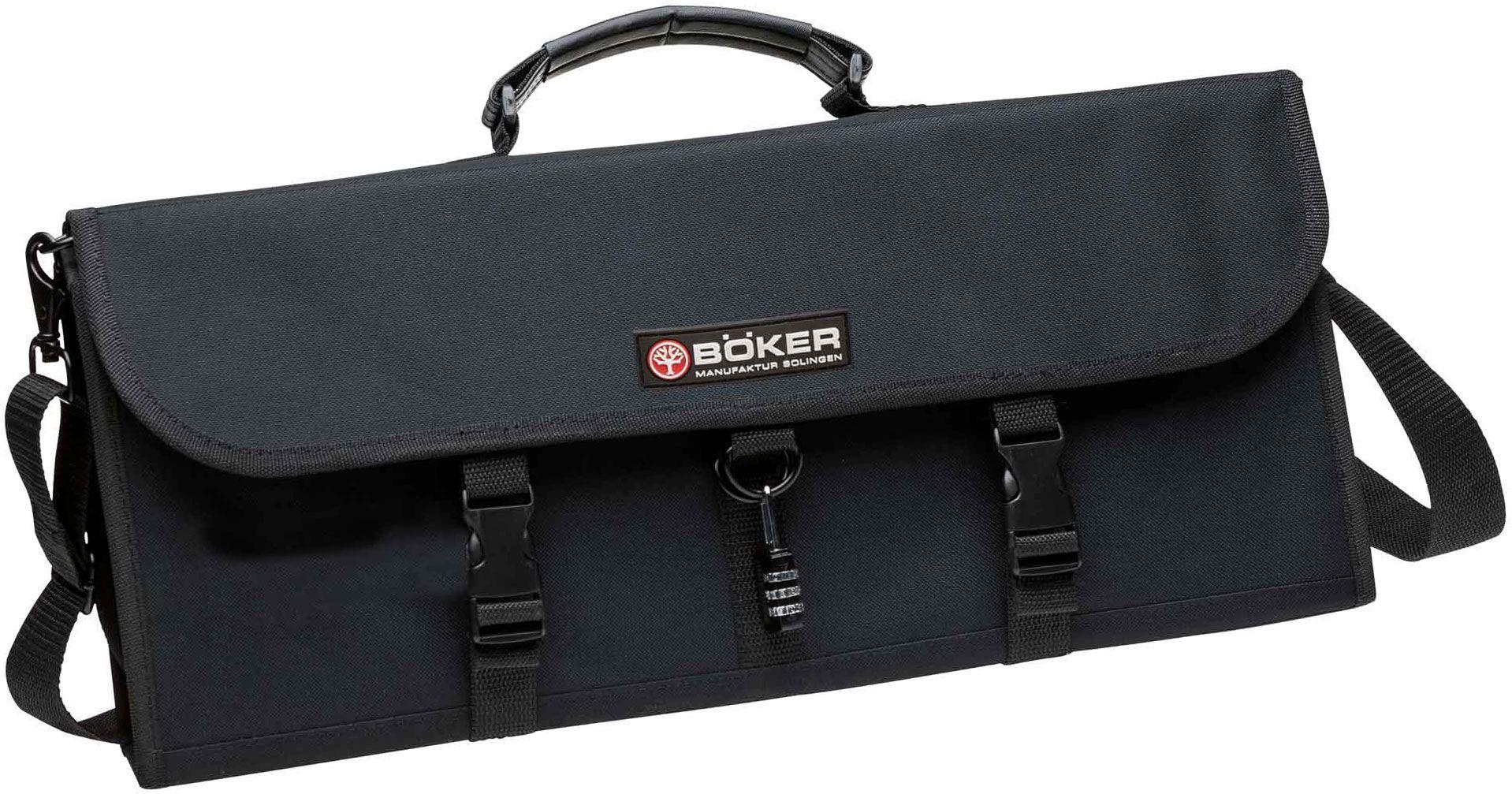 Boker Chef's Nylon Carry Case, Black