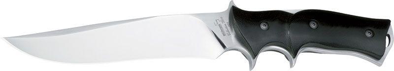 Boker Plus Collection 2010 Fixed 7 inch Blade, Micarta Handles (02BO2010)