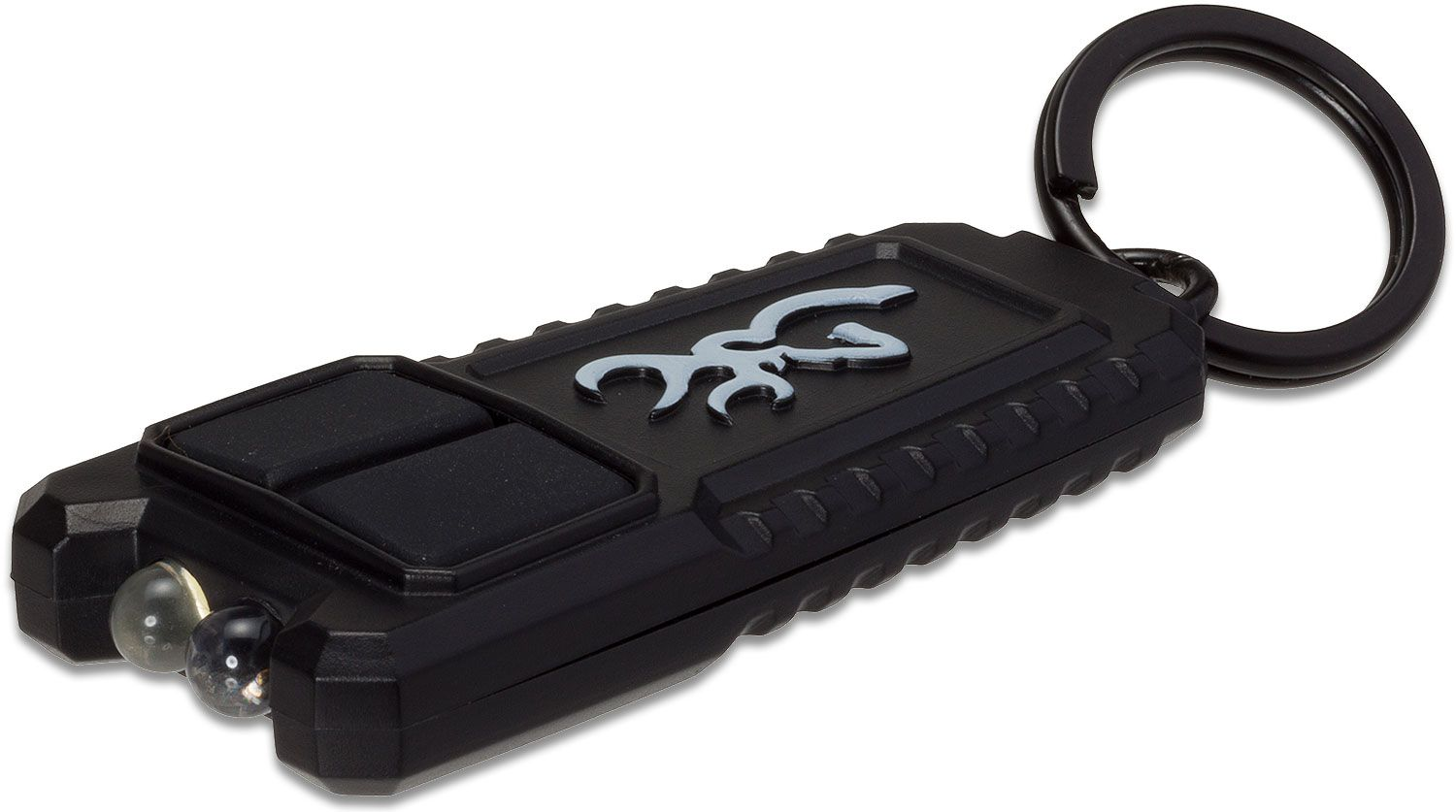 Browning Flash USB Rechargeable Keychain Light, 35 Max Lumens