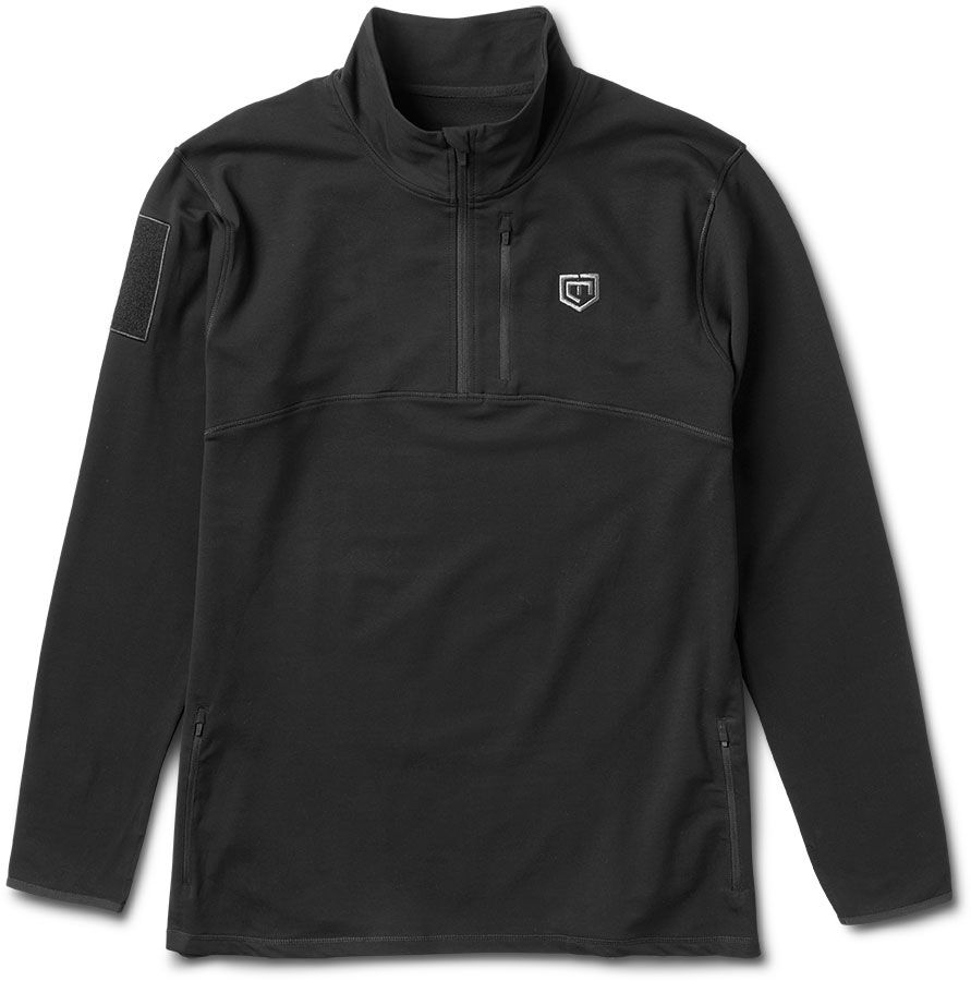 Cannae Pro Gear Rig Fleece Pullover, Black, Large