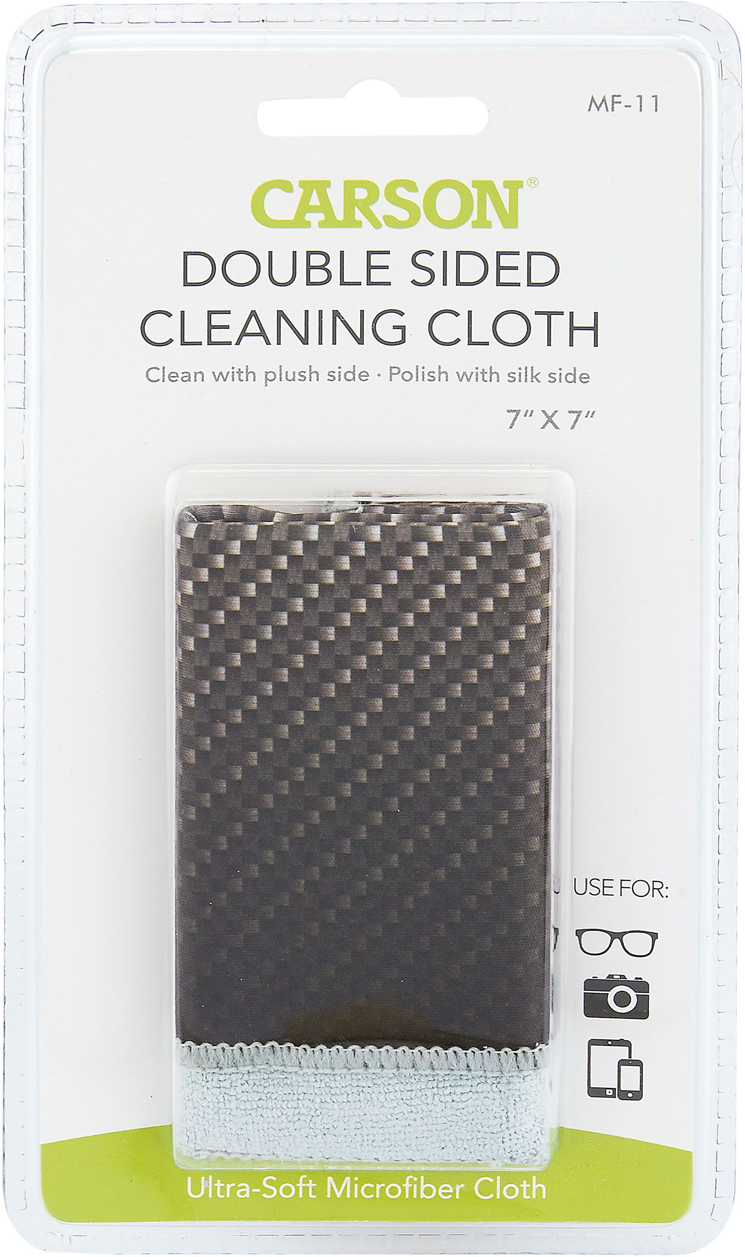 Carson Optical MF-11(04) Double Sided Cleaning Cloth