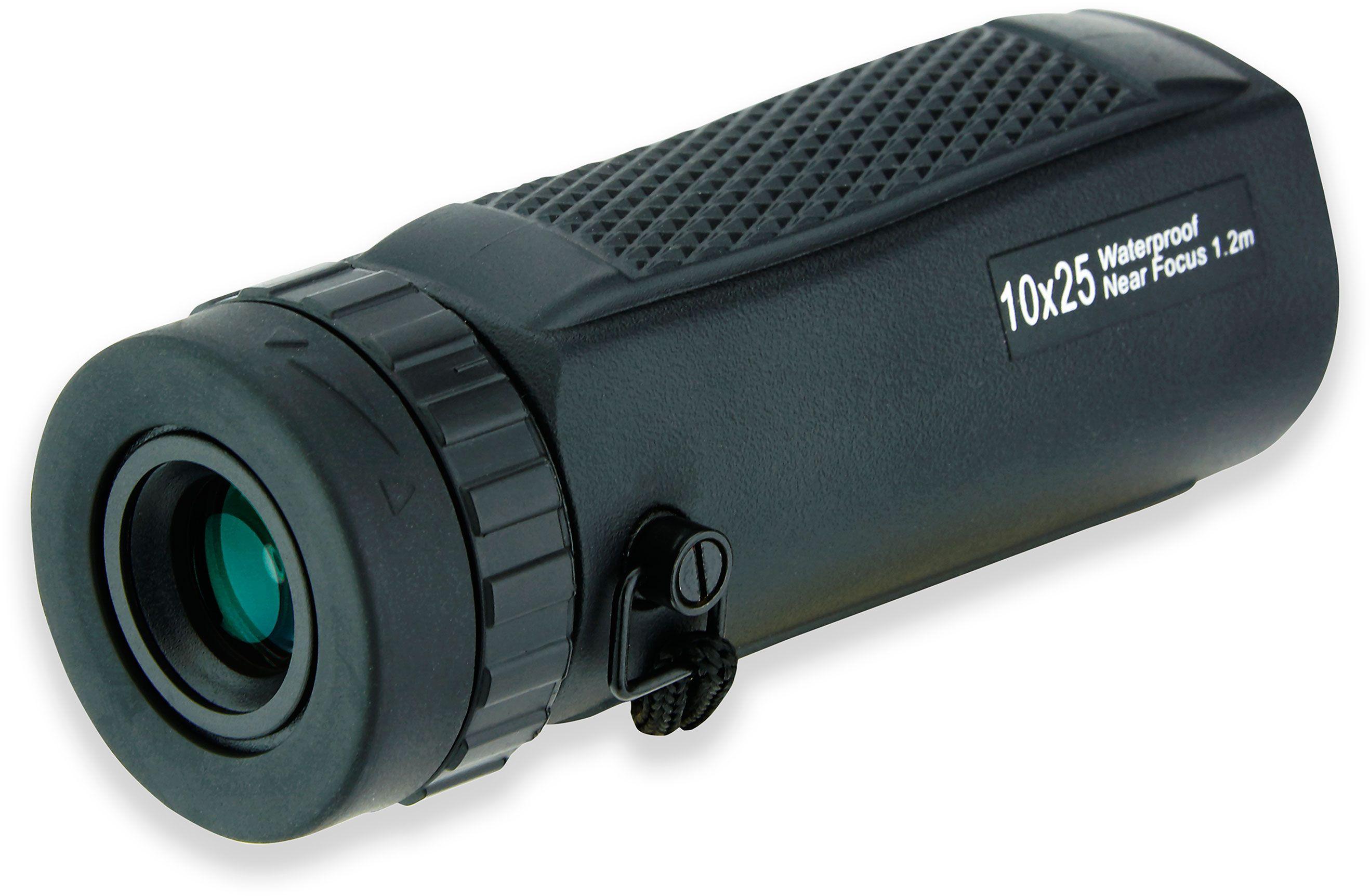 Carson Optical WM-025 BlackWave Waterproof Monocular