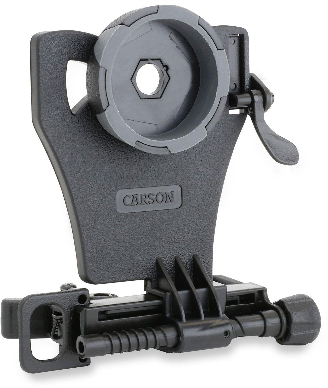 Carson Optical IB-700 HookUpz Smartphone Binocular Adapter, Fits Most Smartphones