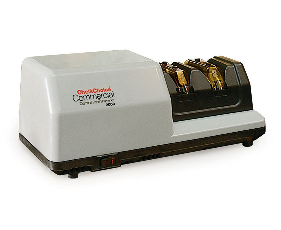 Chef's Choice Commercial 2 Stage Electric Diamond Sharpener