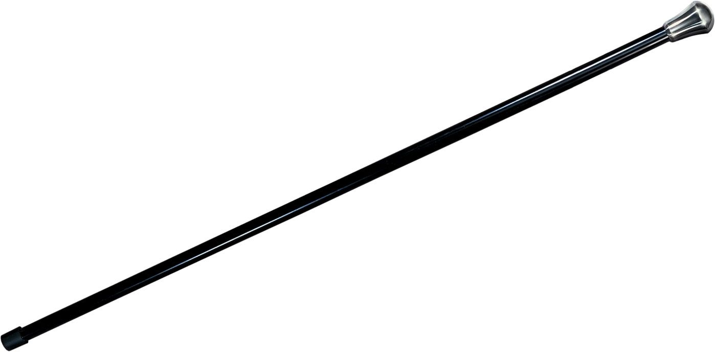 Cold Steel 91STA City Stick Walking Stick, Aluminum Head, 37-5/8 inch Overall