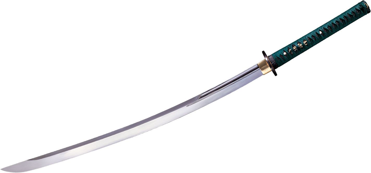 Cold Steel 88DK Dragonfly Katana 29-1/4 inch Carbon Steel Blade