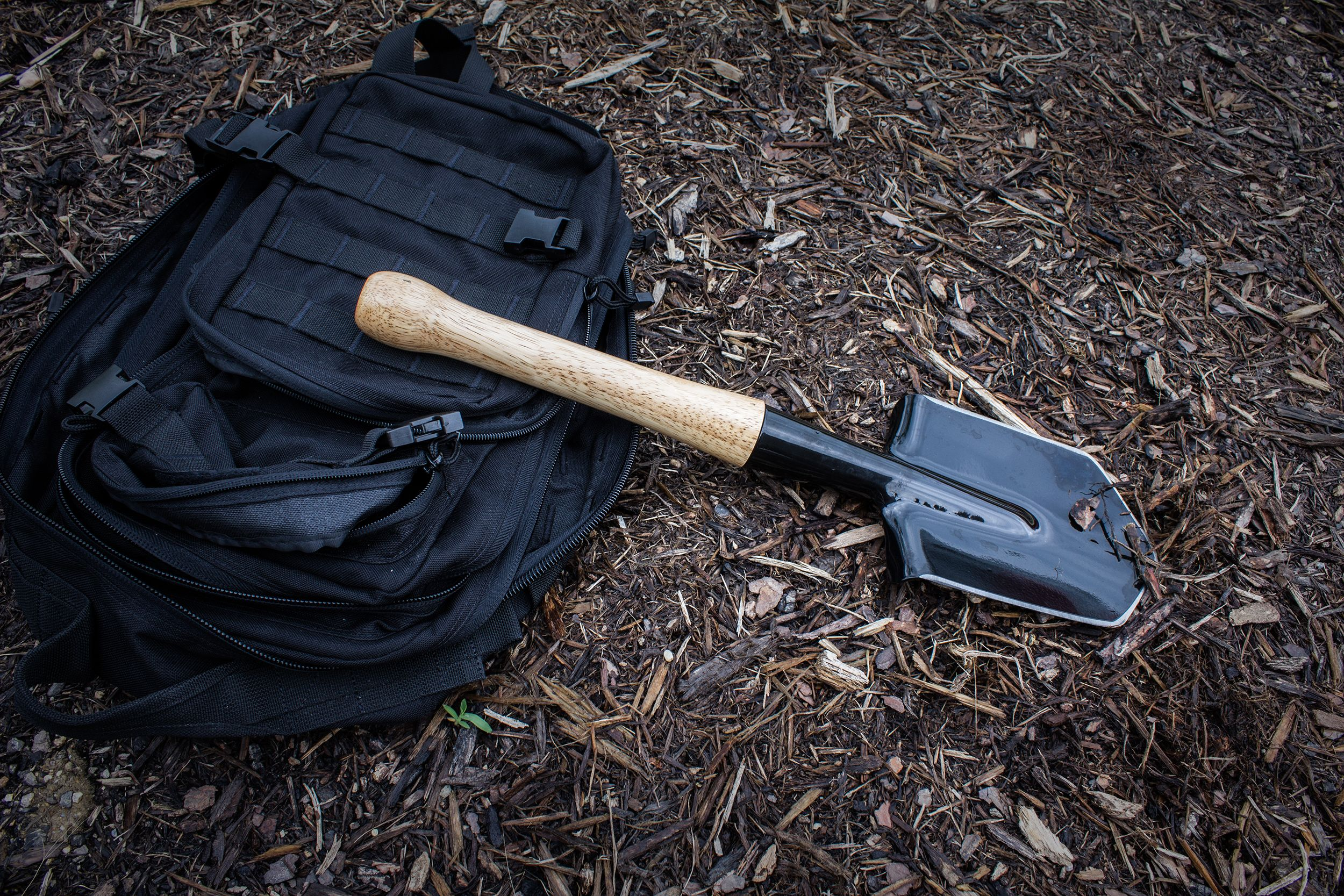 """overall NO sheath shovel 92SF NEW Cold Steel Special Forces 19-11//16/"""""""