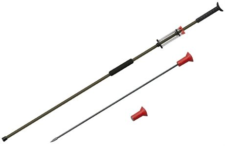 Cold Steel B3574Z 4 Ft .357 Magnum Blowgun