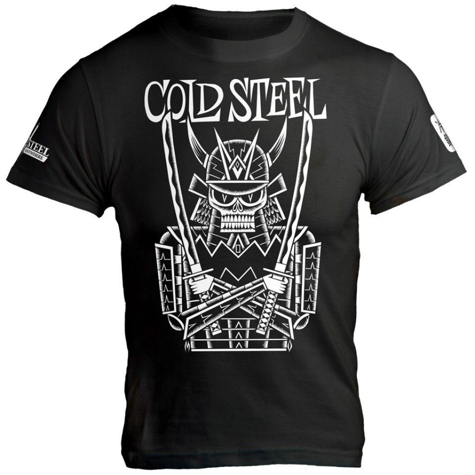 Cold Steel TL5 T-Shirt - Undead Samurai, XXL
