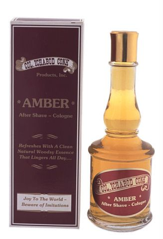 Colonel Conk Amber Aftershave Cologne