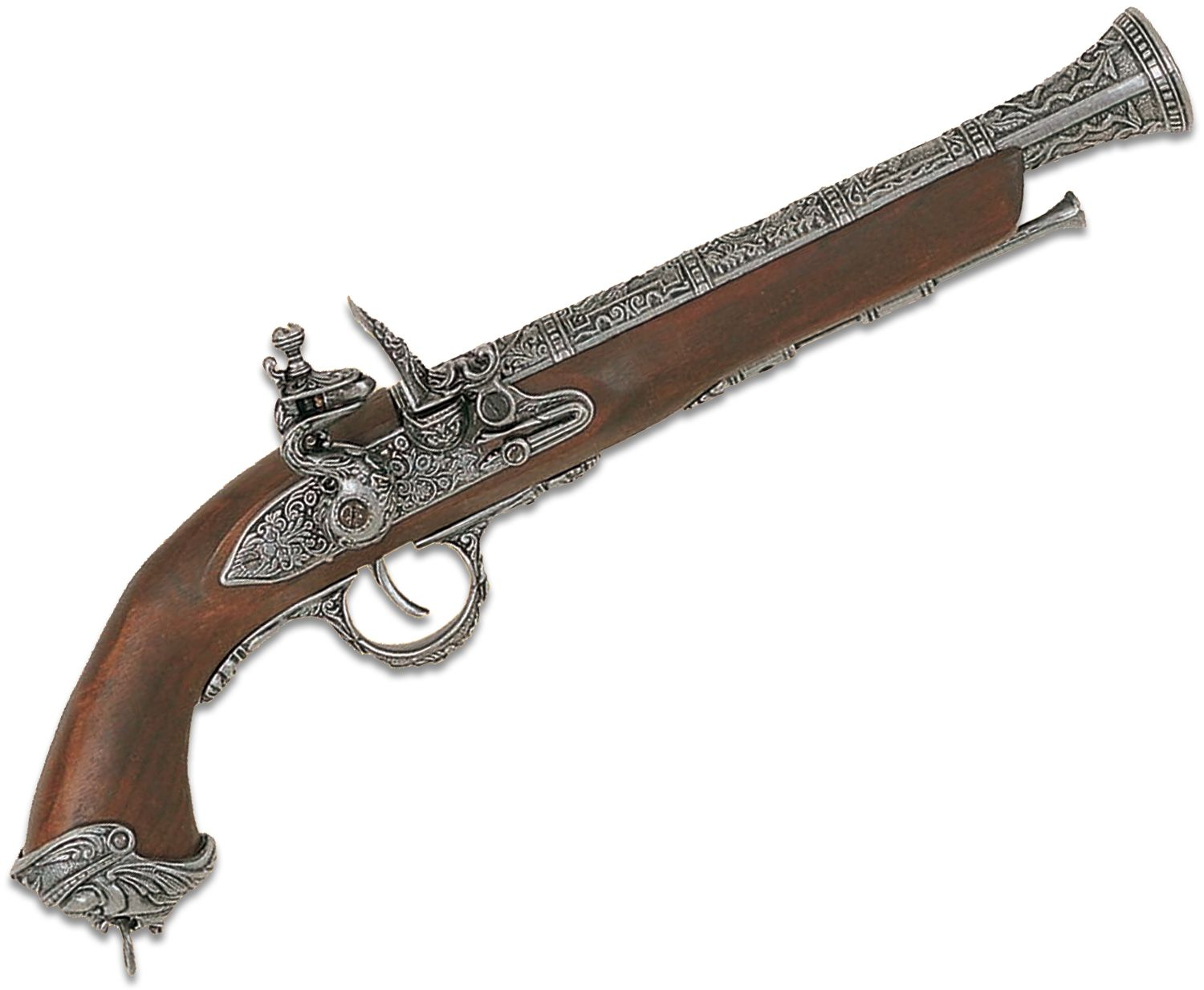 Denix Reproduction Pirate Flintlock Pistol