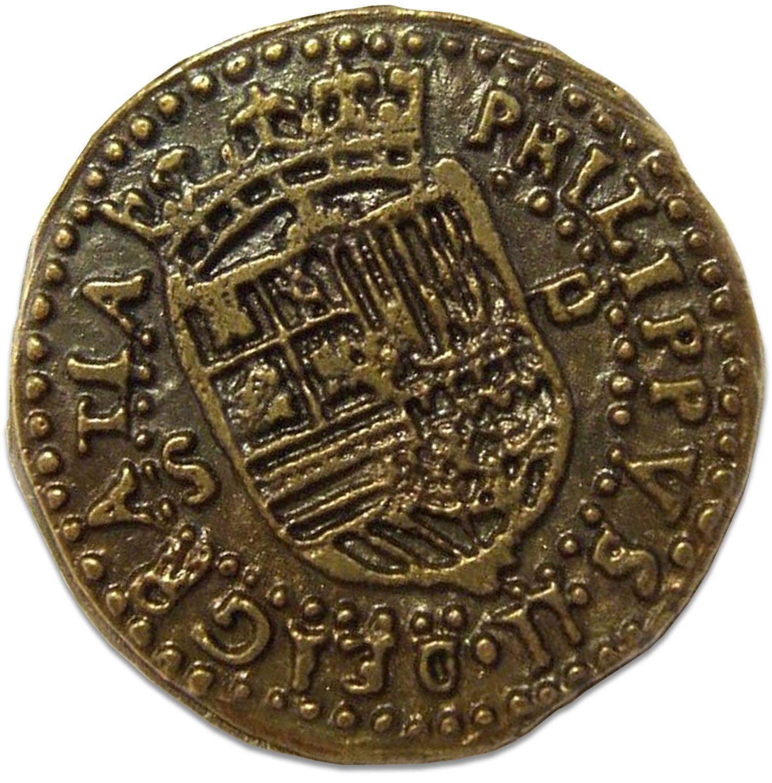 Denix Replica Spanish Gold Doubloon