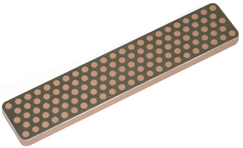 DMT A4EE 4 inch Diamond Whetstone for use with Aligner, Extra Extra-Fine