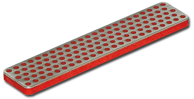 DMT A4F 4 inch Diamond Whetstone for use with Aligner, Fine