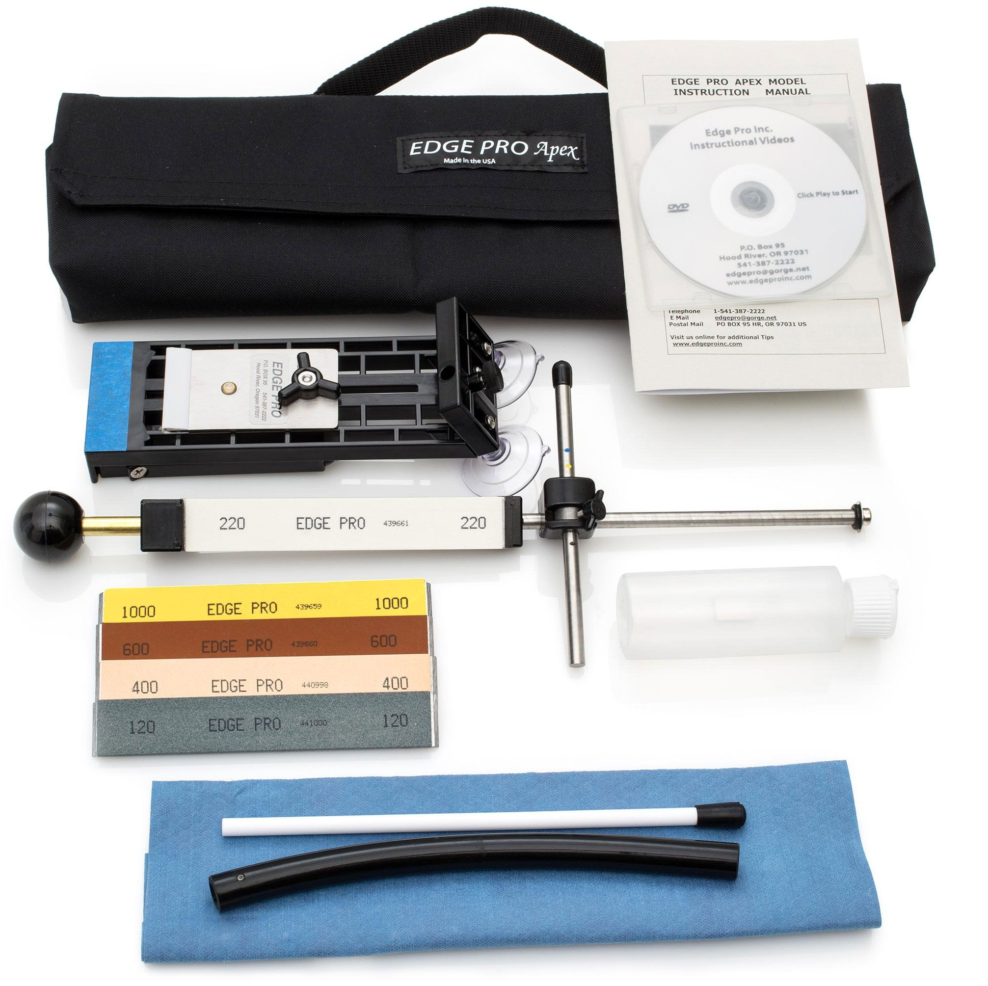 Edge Pro Apex 3 Knife Sharpening System