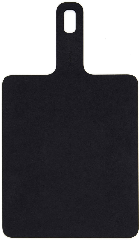 Epicurean Handy Board Wood Fiber Cutting/Serving Board, Slate, 9 inch x 7.5 inch