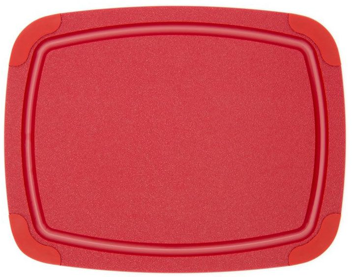 Epicurean Poly Board All-Purpose Cutting Board, Red, 11.5 inch x 9 inch