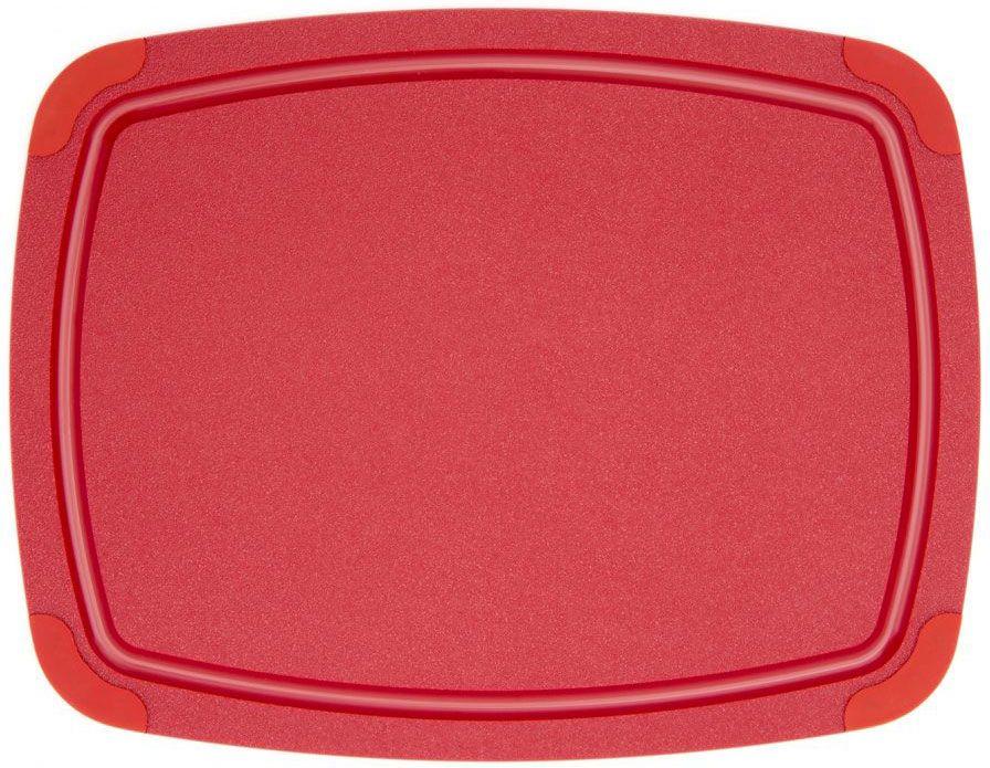 Epicurean Poly Board All-Purpose Cutting Board, Red, 14.5 inch x 11.25 inch