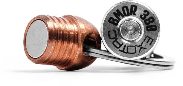 Exotac 10000 BMQR .380 Magnetic Quick Release Keychain