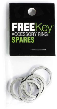 Exotac 2835 FREEKey Accessory Rings - 5 Pack