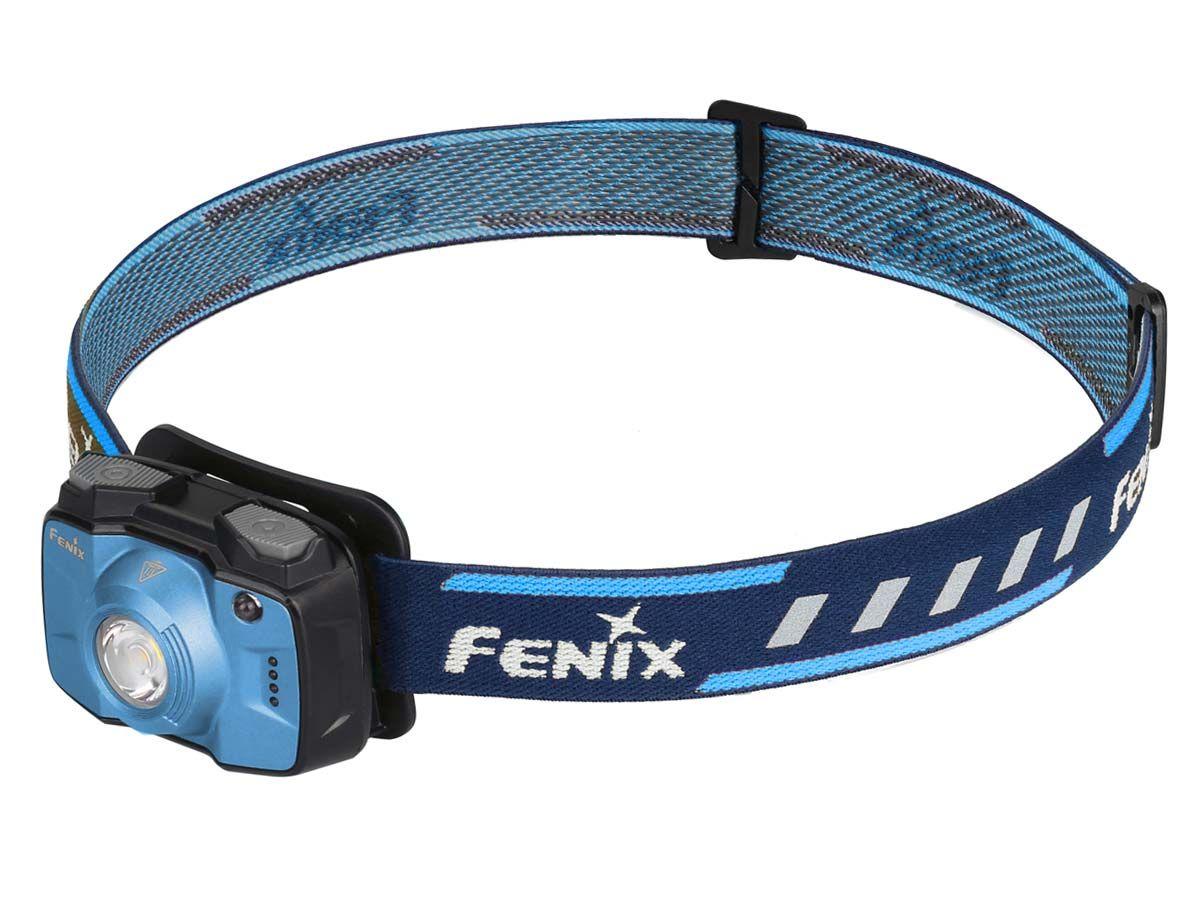 Fenix HL32R Rechargeable LED Headlamp, Blue, 600 Max Lumens