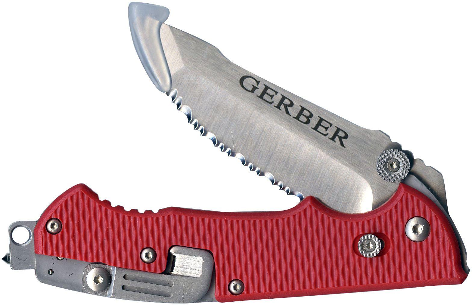 Gerber Hinderer Rescue Knife 3.5