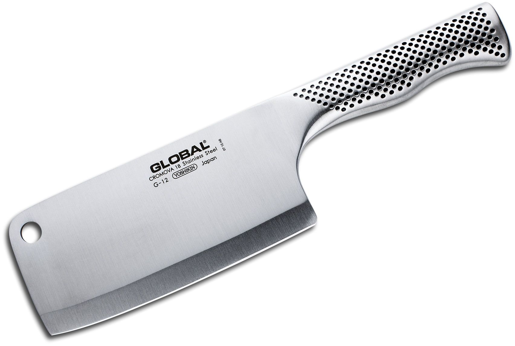 Global G-12 Classic 6.25 inch Meat Cleaver