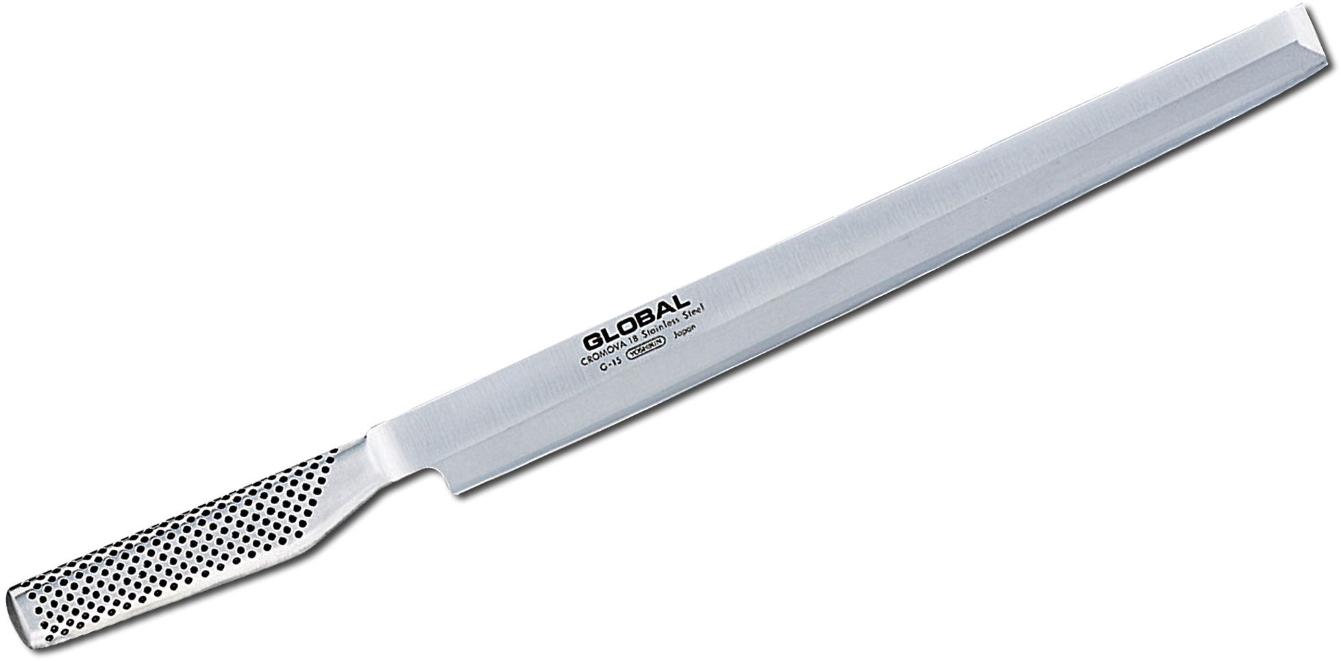 Global G-15R Classic 12 inch Tako Sashimi Knife