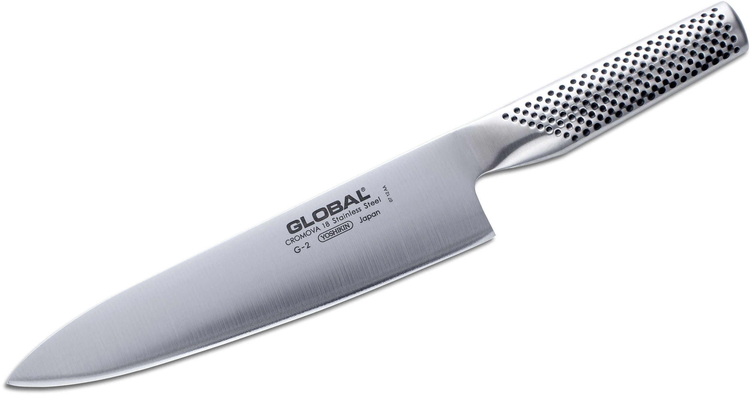 Global G-2 Classic 8 inch Chef's Knife