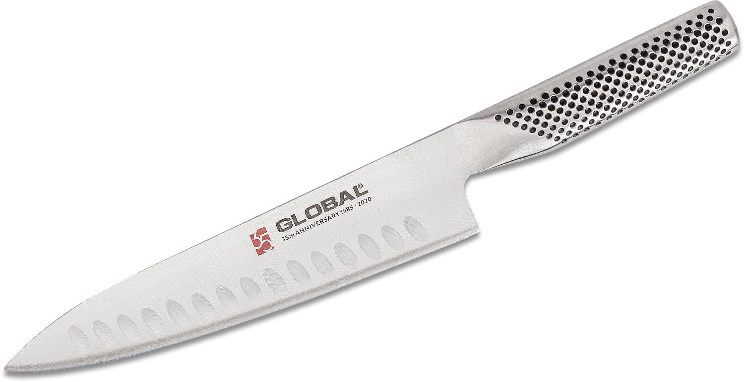 Global G-96/AB 35th Anniversary 7.5 inch Chef's Knife
