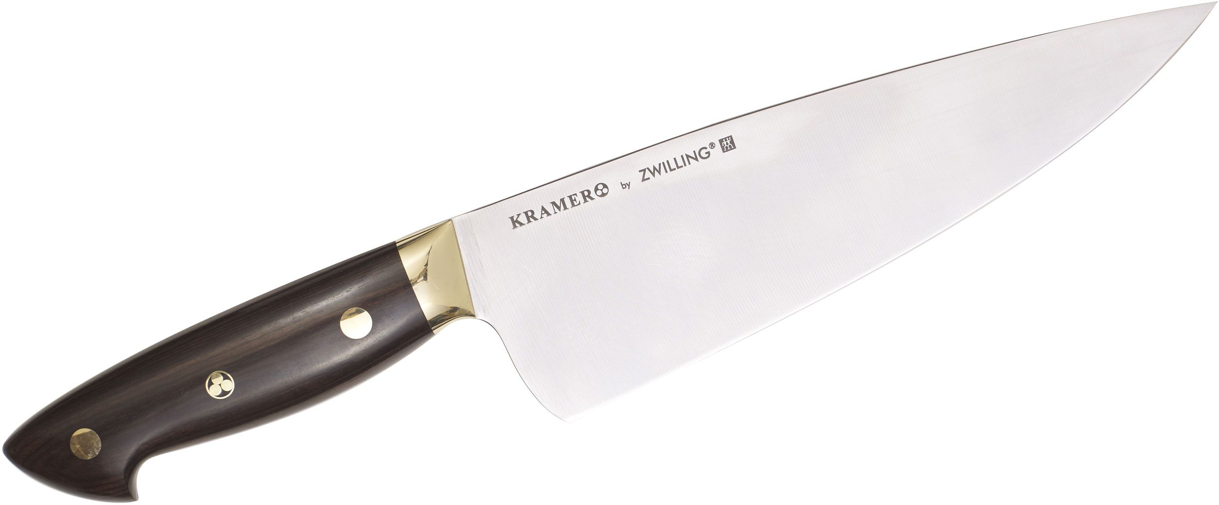 Zwilling J.A. Henckels EUROLine Bob Kramer 8 inch Chef's Knife, Grenadille Wood Handle