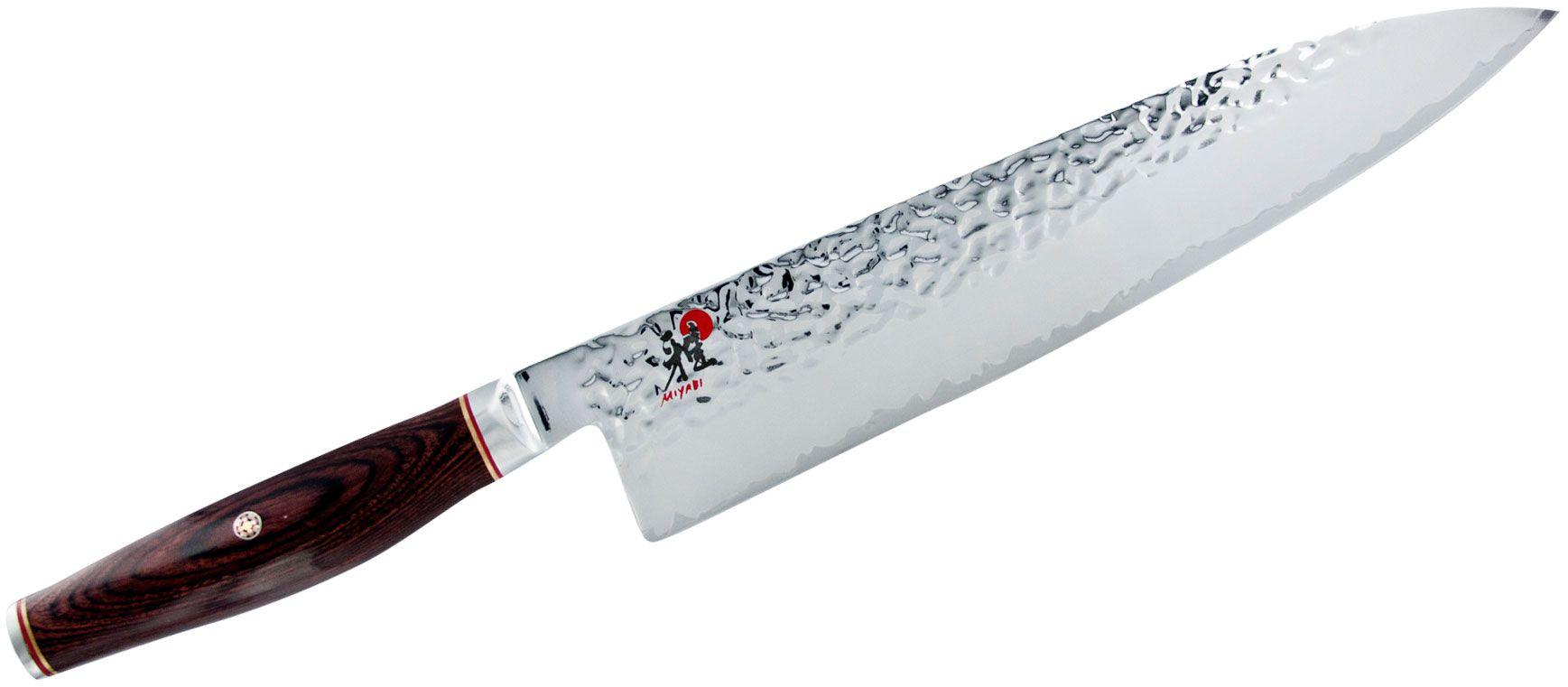 Zwilling J.A. Henckels Miyabi Kaizen Artisan 8 inch Chef's Knife, Pakkawood Handle