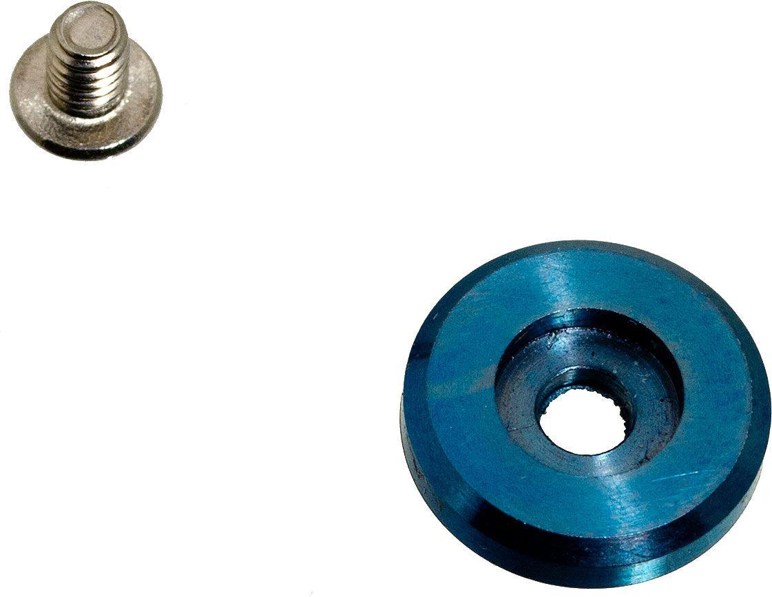 Rick Hinderer Knives Blue Anodized Titanium Lockbar Stabilizer for All Models