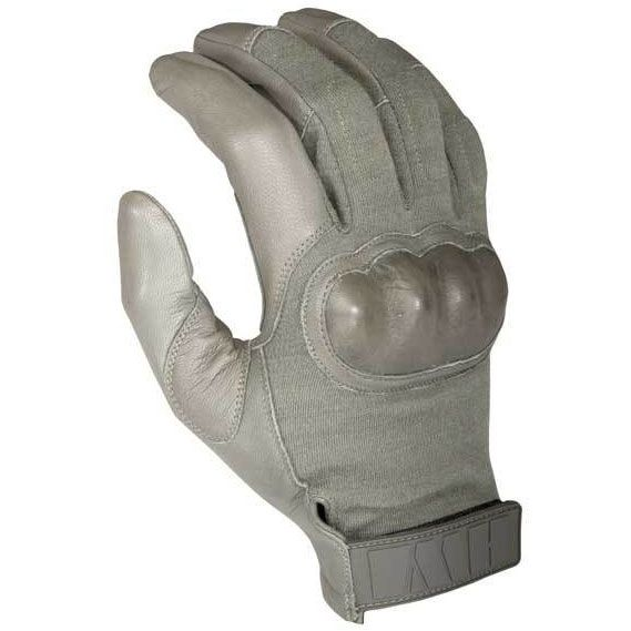 HWI HKTG400 Hard Knuckle Tactical Glove, Sage, SM