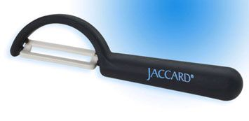 Jaccard Advanced Ceramic Peeler - Traditional Handle Swivel