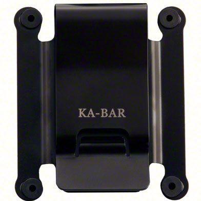 KA-BAR 1480CLIP Metal Belt Clip for TDI Knives