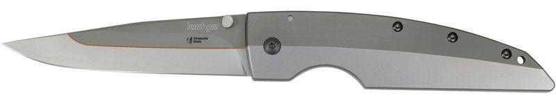 Kershaw Speedform 3-3/4 inch Composite Blade, Titanium Handles