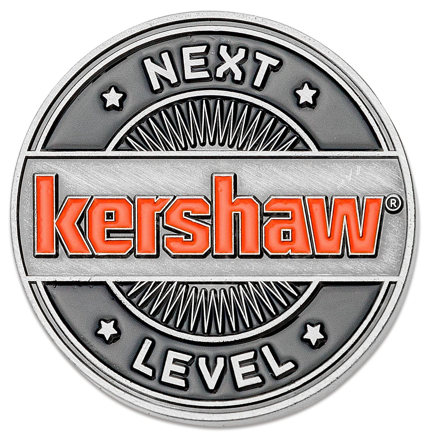 Kershaw Challenge Coin