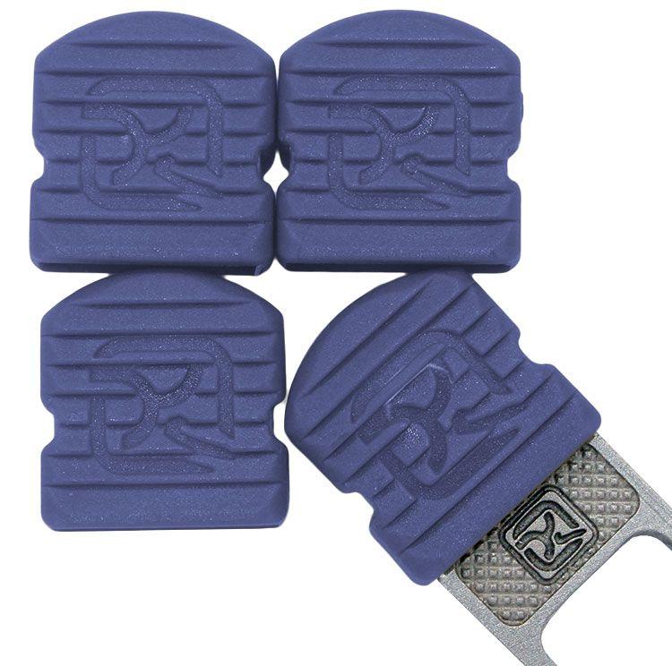 Klecker Stowaway Tool Caps, Purple, Pack of 6