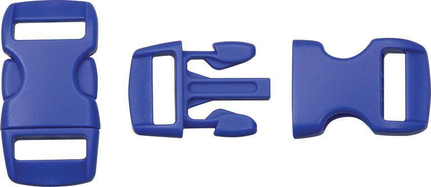 Knotty Boys Blue Bracelet Buckles, 50-Pack