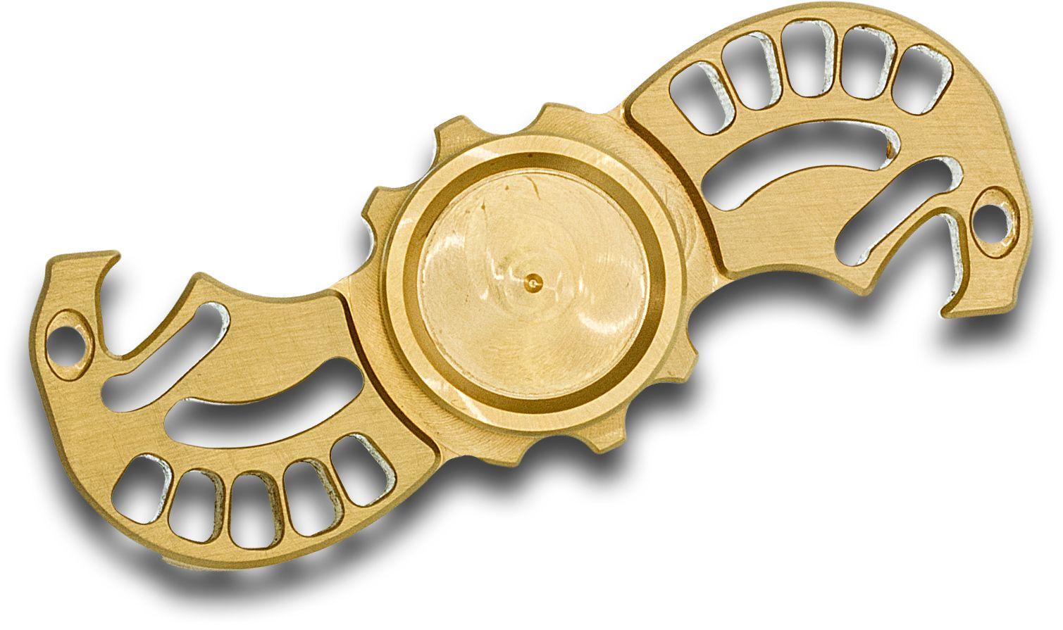 Kobra EDC Tools Brass Hydra V2 Spinner