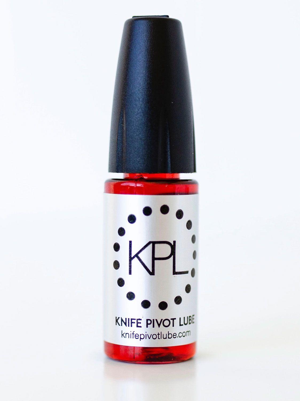 Knife Pivot Lube KPL Original Knife Oil, 10mL Bottle with Needle Applicator